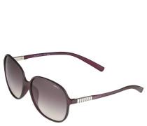 Sonnenbrille, Gläser mit Farbverlauf