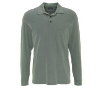 Poloshirt, Pima-Baumwolle, aufgesetzte Brusttasche, Grün