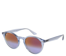"Sonnenbrille ""RB2180"" runde Form, transparent"