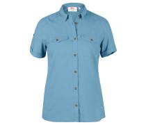 """Outdoorhemd """"Abisko Vent Shirt W"""", feuchtigkeitsableitend, für Damen, Blau"""