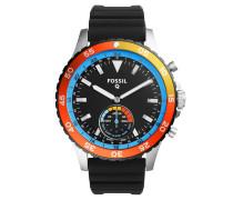 Q Crewmaster Hybrid Smartwatch Herrenuhr FTW1124
