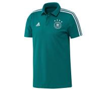 DFB Poloshirt, Emblem, Grün