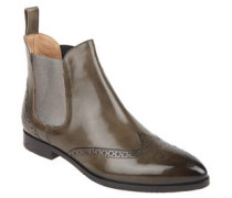 "Chelsea Boots ""Jessy 4"", Loch-Muster, Leder"