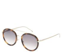"Sonnenbrille ""FF0156/S"", Piloten-Optik, Havana-Style"