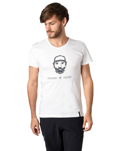 T-Shirt, Print-Motiv, Baumwolle