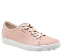 """Sneaker """"Soft 7"""", Leder, Schnürung, Profil-Sohle"""