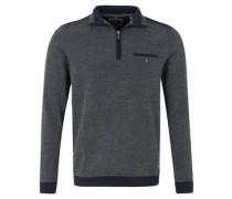 Sweatshirt, Reißverschluss, Stehkragen