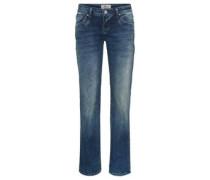 "Jeans ""Valerie"", Bootcut, Used-Look"