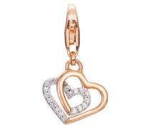 Silber Charm ES-PROMISE OF LOVE ESCH91568B000