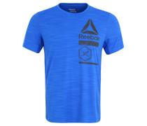"""T-Shirt """"Activchill Zoned Graphic"""", Mesh, für Herren, Blau"""