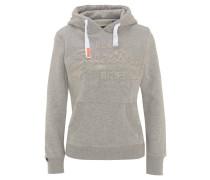 Sweatshirt, 3D-Print, Kapuze