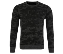 """Sweatshirt """"Gym Tech"""", Camouflage-Print, für Herren, Grau"""