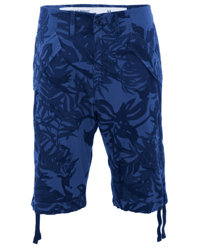 Shorts, Loose Fit, Camouflage, Baumwolle