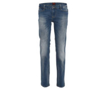 """Jeans """"Joshua"""", Comfort Fit, niedrige Leibhöhe, Used-Waschung"""