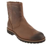"""Boots """"Jamestown"""", Leder, dunkle Färbung"""