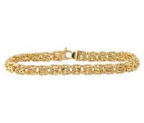 Königsarmband Gelbgold 585