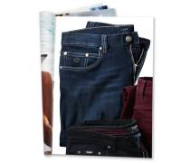 """Jeans """"Nevada"""", Straight Fit, Kontrast-Nähte"""