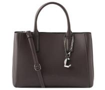 "Handtasche ""Rom"", Leder, herausnehmbare Innentasche"