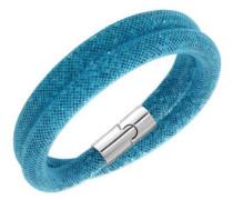Wickelarmband Stardust blau 5120022