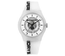 """Armbanduhr """"Urban Semi Opaque"""" - White SYG-SYG168W"""