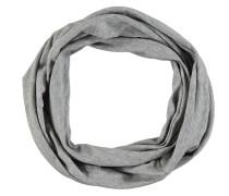 Loop-Schal, meliert, Rollsaum