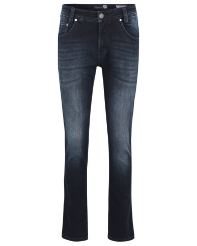 "Jeans ""Bill-8"", Modern Fit, Used Look"