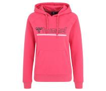 """Sweatshirt """"Leisurely"""", Kapuze, Logo-Print"""