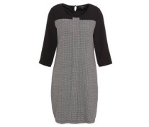 Kleid, Muster-Mix, 3/4-Arm