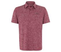 Polo-Shirt, schnelltrocknend, für Herren, Rot