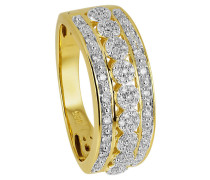 Diamantring Gold 585