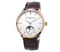 Slimline Moonphase Manufacture Herrenuhr FC-705V4S4