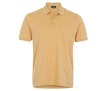 Poloshirt, Easy Care Qualität, Gelb