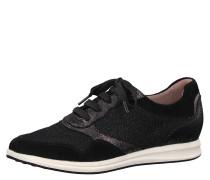 Sneaker, Metallic- und Glitzerakzente