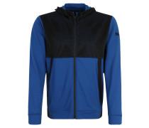 Sweatshirt, reflektierend, schnelltrockend, für Herren, Blau