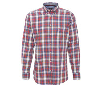 Hemd, Regular Fit, Button-Down-Kragen, Brusttasche