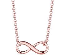 Halskette Infinity Unendlichkeit 925 Sterling Silber