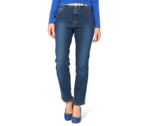 """Jeans """"Audrey"""", Blau"""