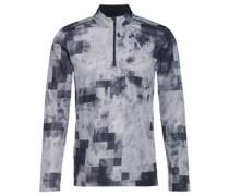 PERFORMANCE Langarmshirt, climacool, Allover-Print, für Herren