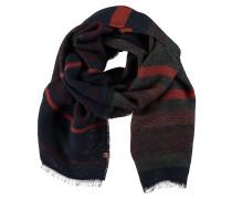 Schal, Streifen, mehrfarbig