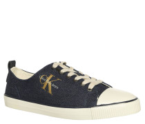 "Sneaker ""Donata"", Jeans-Optik, Canvas, Blau"