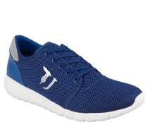 Sportlicher Sneaker für Herren, Blau