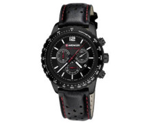 Herrenuhr Black Night Chrono 01.0853.108