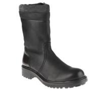 "Boots ""Georg High"", Leder, Lagen-Look"