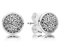 Shimmering Droplets Ohrstecker mit Zirkonia 290726CZ