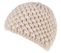 Mütze, Grobstrick, Alpaka-Anteil