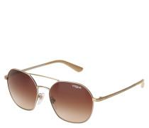 """Sonnenbrille """"VO 4022-S"""", doppelter Steg, Verlaufsgläser"""