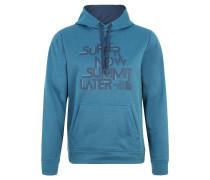"""Sweater """"Graphic Surgent"""", weiches Futter, atmungsaktiv, Blau"""