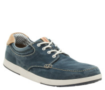 Sneaker Norwin Vibe Canvas, Blau