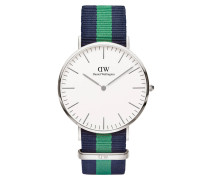 Classic Collection Armbanduhr Warwick Silver DW00100019