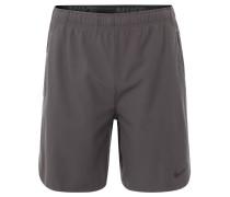 Shorts, schnelltrocknend, Stretch-Material, für Herren, Grau